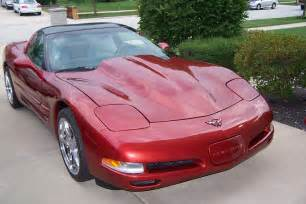 1997 chevrolet corvette c5 coupe pictures information