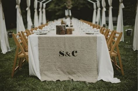 1000 Ideas About Runner On Table - picture of wedding table runner ideas