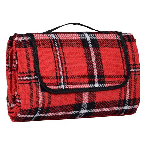 Outdoor Picnic Rug New Large 59x51 Quot Outdoor Waterproof Picnic Blanket Mat Cing Travel Rug Ebay