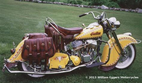 Indian Motorrad 1950 by 2012 Indian Motorcycles 1950 Indian Chief Motorcycle