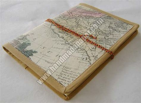 Handmade Paper Journals - indian handmade paper products manufacturers in