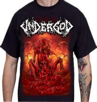 Tshirt Undergod undergod friends forum