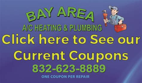 Heat And Plumb Coupon Code by Plumbing Bay Area A C Heating Plumbing Santa Fe Tx