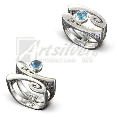 Zamrud 2 6ct rings 2 11 kinetic jewelry ring