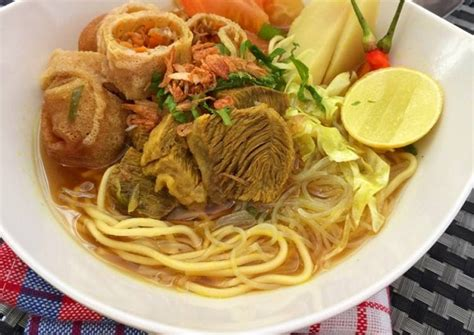 5 resep mie ayam tradisional yang enak disantap di mana resep soto mie bogor paling enak resep masakan jawa