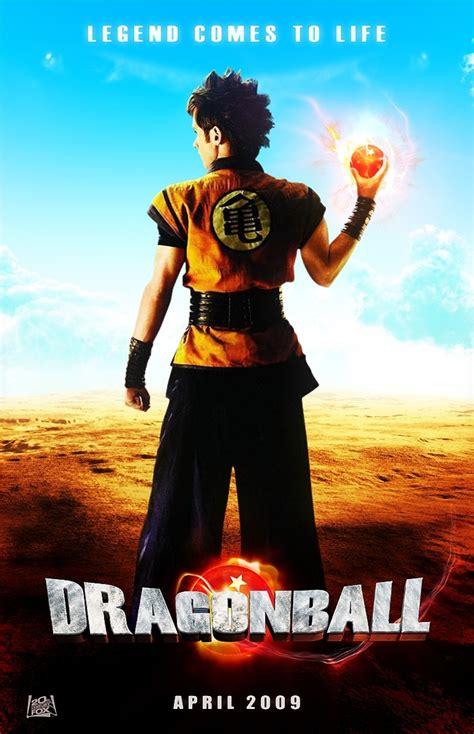 film anime dragon ball dragonball evolution movie comic vine