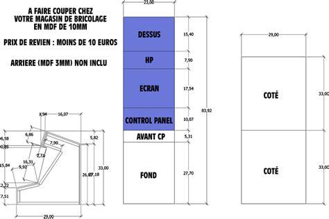 Bartop Arcade Blueprints Wip Micro Bartop A Base D Un Eeepc Acer