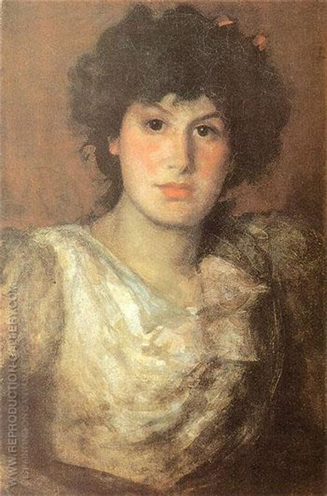 artist whistler biography portrait of lilian woakes 1890 james mcneill whistler