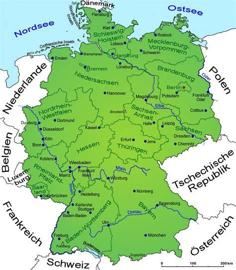 karta deutschland parkview hs i deutschland landeskunde lessons