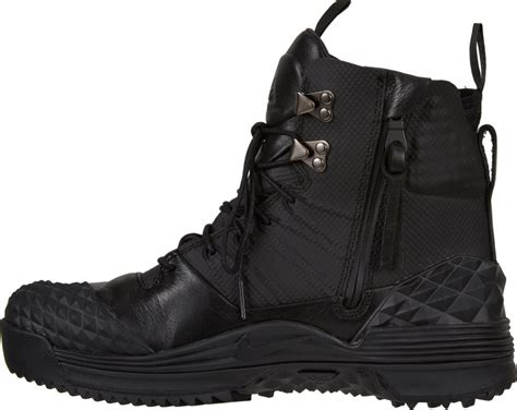 nike winter boots nike lunarterra artkos sp winter boots in black for lyst