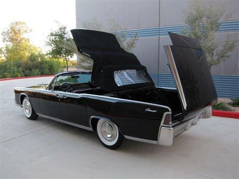 1965 lincoln continental convertible for sale black 1198 best images about lincoln what a luxury car should