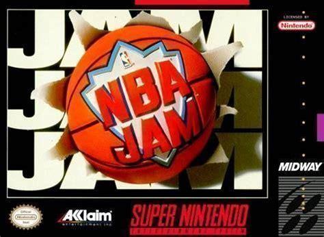 Nba Jam Lite by Nba Jam V1 1 Nintendo Snes Rom