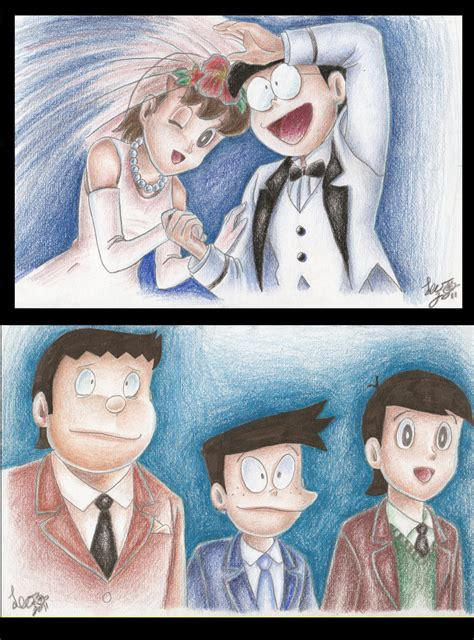 doraemon movie nobita s the night before a wedding nobita s night before a wedding by atetemiagare on deviantart