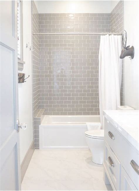 Redone Bathroom Ideas by De 73 Ideas De Decoraci 243 N Para Ba 241 Os Modernos Peque 241 Os 2017
