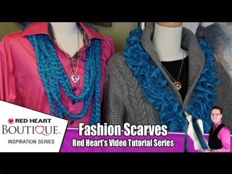 8 Ways To Wear Crochet by How To Wear Sashay Chain Ruffle Scarves