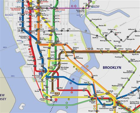 manhattan subway map manhattan subway system map spaceoperacomic