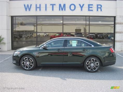 taurus colors 2013 green gem metallic ford taurus sho awd 71337567