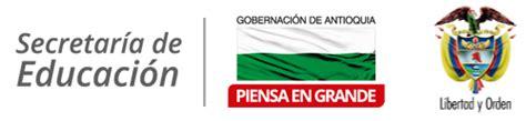 gobernacion de antioquia impuestos vehiculos 2016 secretaria de educaci 243 n antioquia seduca