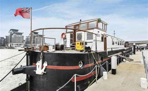 old boat motor brands yours for just 163 1 7m the thames penthouse in an old