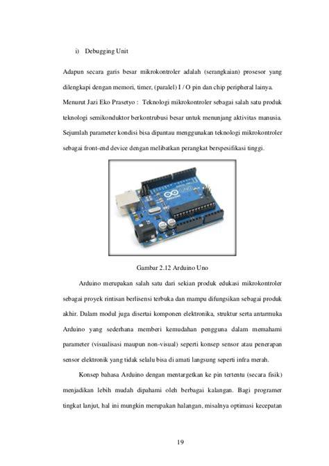 Detektor Gerak prototype smart home dengan konsep of thing iot