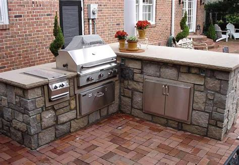 outdoor island kitchen outdoor kitchen island components l shaped outdoor