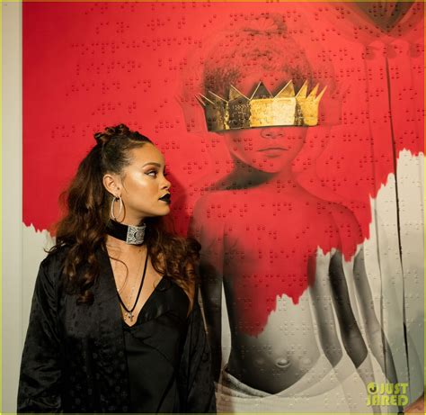 rihanna will release anti album this week report