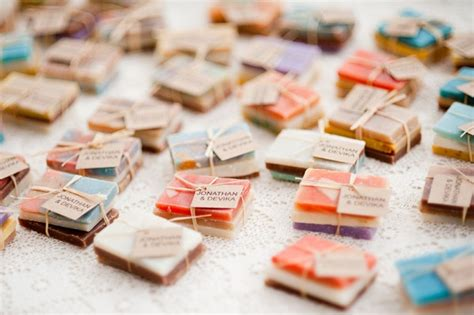 Handmade Wedding Favours - wedding favours ideas gift ideas
