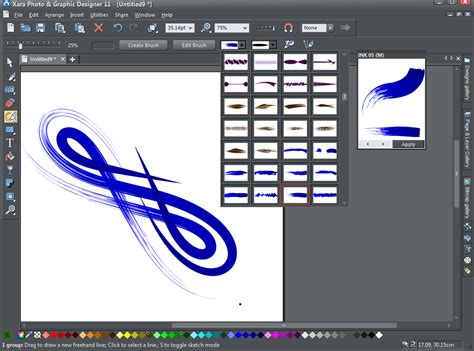 graphics design software reviews xara photo graphic designer 11 released from