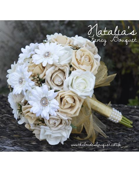 Bridal Flower Packages by Fancy Package Brides Bouquet Bridesmaid Posy 2