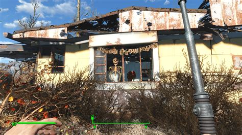 home decor magazines fallout 4 fallout 4 scrapbook gamerheadquarters halloween house in
