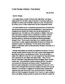 Essay About Cell Phone by Texting While Driving Persuasive Essay