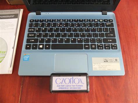 Harga Acer Celeron acer v5 132 intel celeron 1019y jual beli laptop