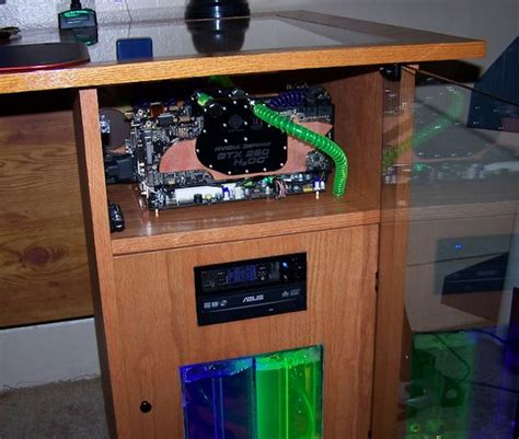 computer built into desk 17 best ideas about computer built into desk on