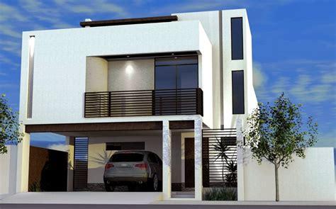 imagenes de casas tipo minimalistas fotos de fachadas de casas de dos plantas dise 241 os de