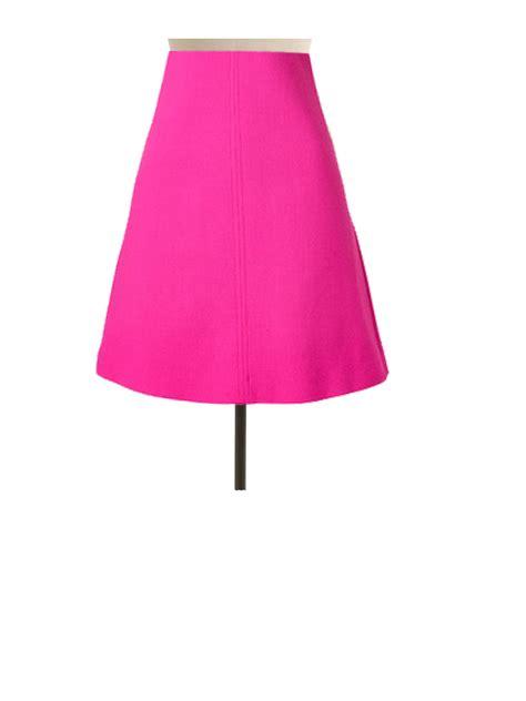 flared a line skirt dress ala