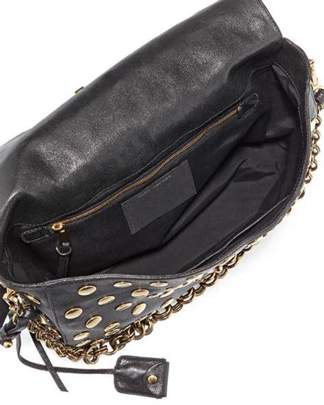 Marc Melinda Chain Hobo by Marc Nomad Chain Hobo Bag Black