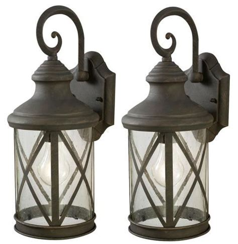 Garage Outdoor Lighting Fixtures Outdoor Garage Lights Sonoma 1 Light 16 Quot Weathered Finish Pack Outdoor Wall Light At