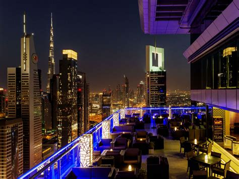 dubai top bars cocktails with a view 7 rooftop bars in dubai luxe beat magazine
