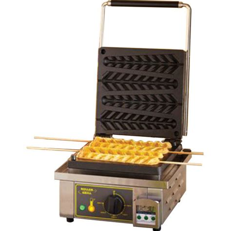 Roller Grill Ges 20 Waffle Machine cuisson snack gaufriers cuisineshop