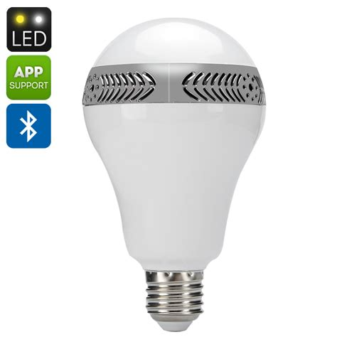 led light bulb speakers wholesale e27 led light bulb speaker from china