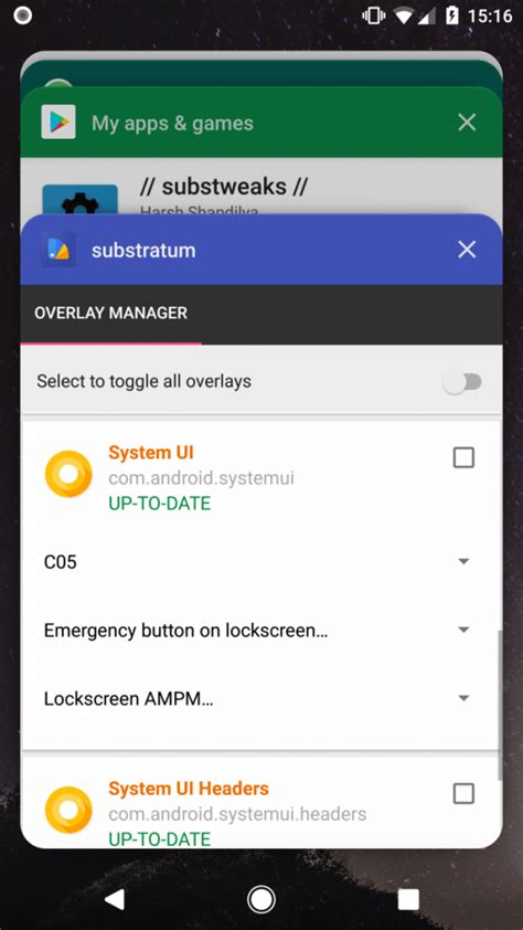 themes engine apk install substratum theme engine for all android devices