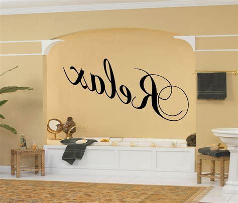 wall decor for bathroom ideas 2018 15 ideas of glamorous bathroom wall