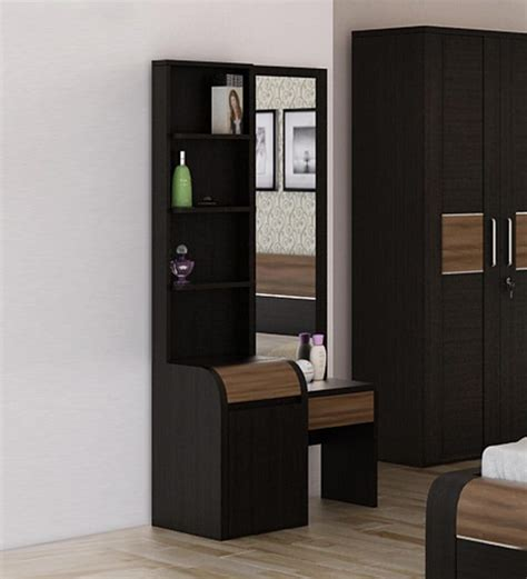 Buy Amazon Dressing Table in Wenge Finish by Spacewood