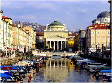 italia trieste trieste tourisme voyages cartes