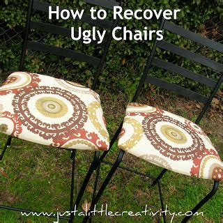 how to recover an armchair how to recover ugly chairs trash to treasure diy just