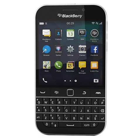 Blackberry Q20 16 Gb Hitam blackberry classic q20 16 gb hitam harga dan spesifikasi