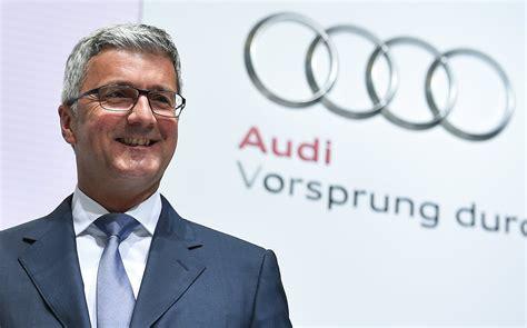 Audi Stadler by Quot Keine Visionen Quot Quot Intrigant Quot Dossier Attackiert Audi
