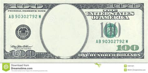 best photos of million dollar bill blank template blank