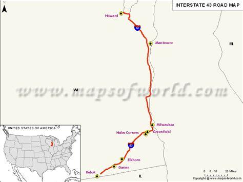 interstate    map barstow california