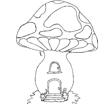 mushroom house coloring page fairy mushroom house coloring pages coloring pages